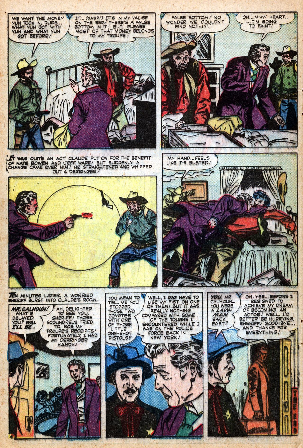 Read online Two-Gun Kid comic -  Issue #39 - 23