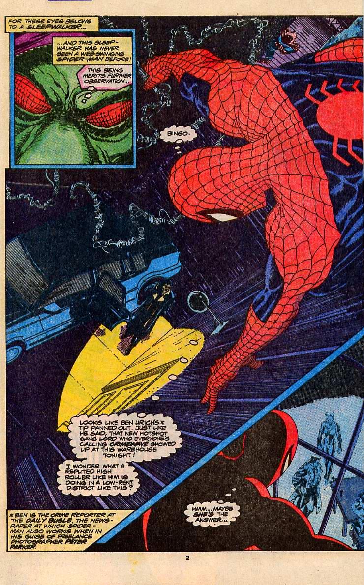 Read online Sleepwalker comic -  Issue #5 - 3
