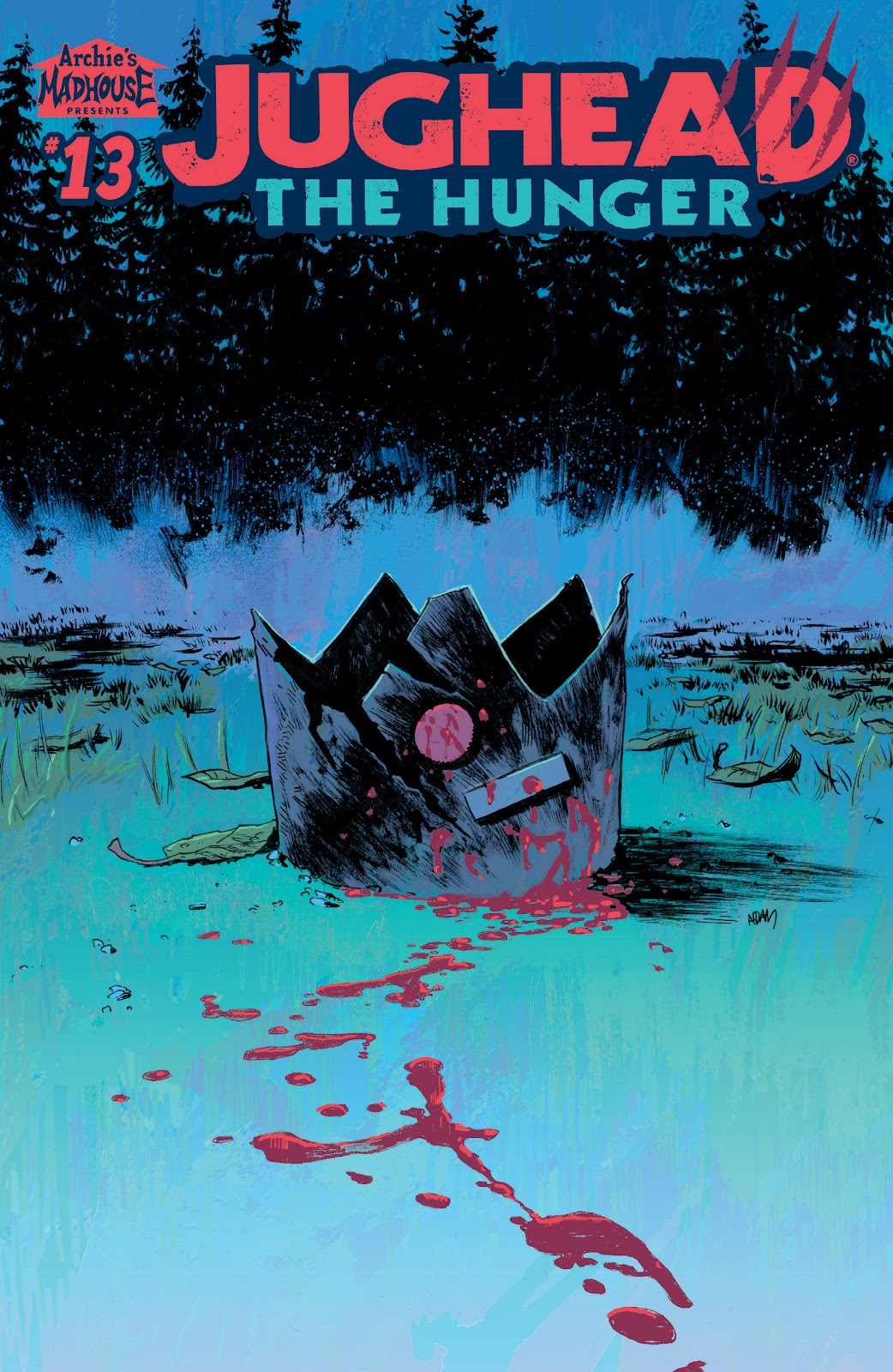 Read online Jughead The Hunger comic -  Issue #13 - 1