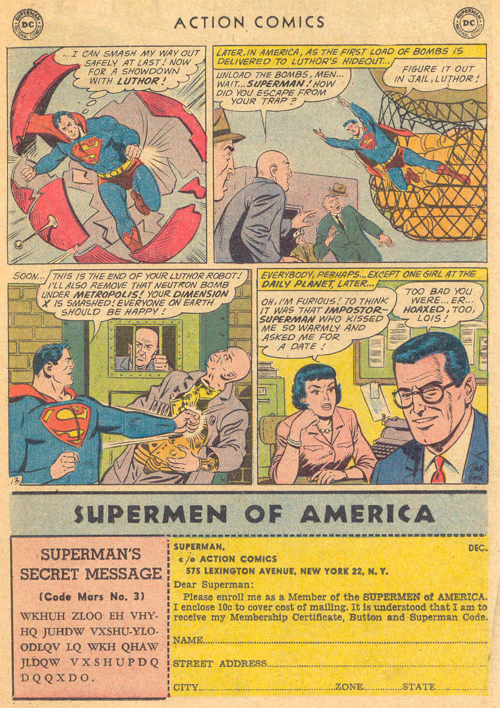 Read online Action Comics (1938) comic -  Issue #271 - 15
