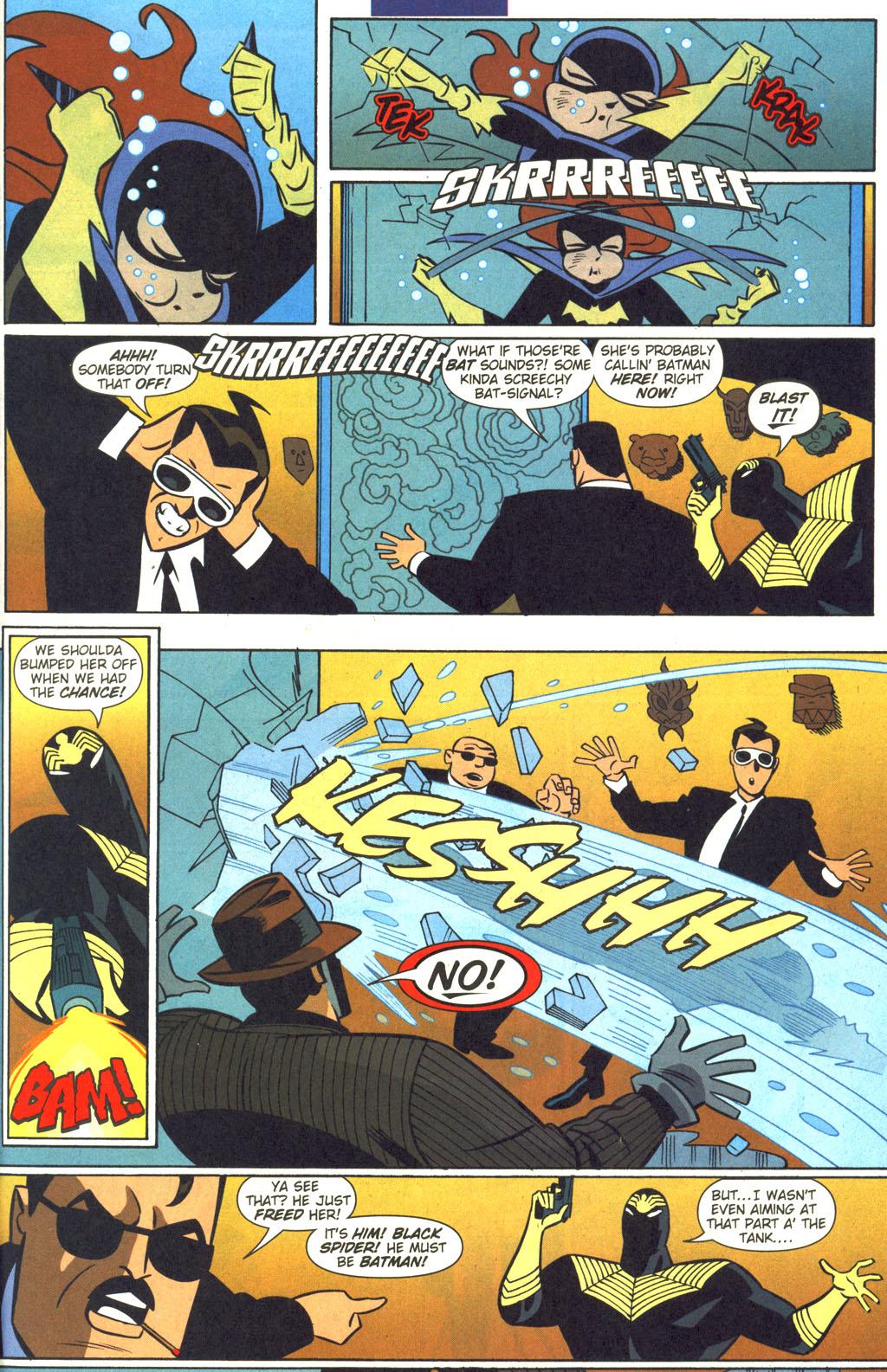 read online batman adventures 2003 comic issue 7