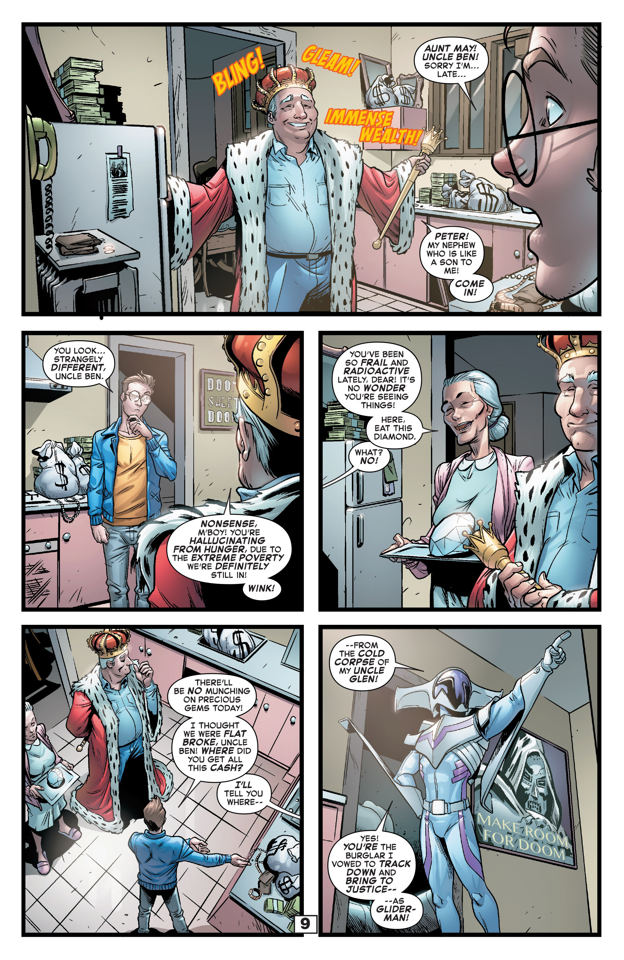 Read online Secret Wars Too comic -  Issue # Full - 11