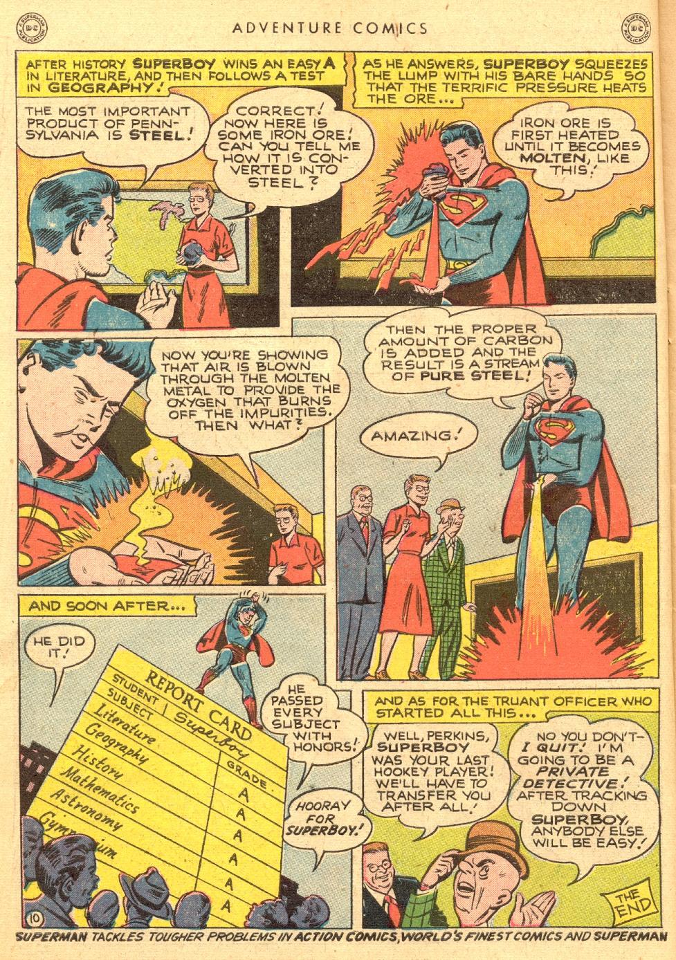 Read online Adventure Comics (1938) comic -  Issue #133 - 12