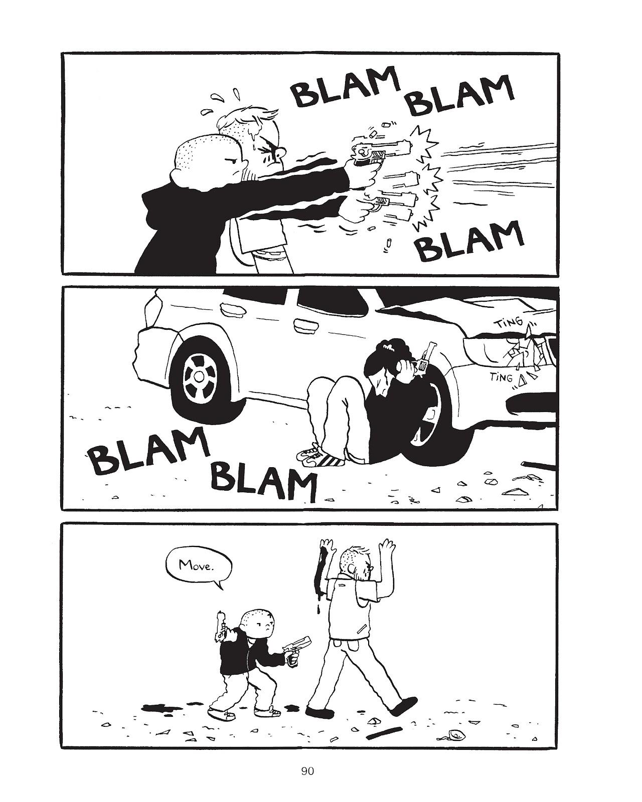 Read online Bastard comic -  Issue # TPB (Part 1) - 92