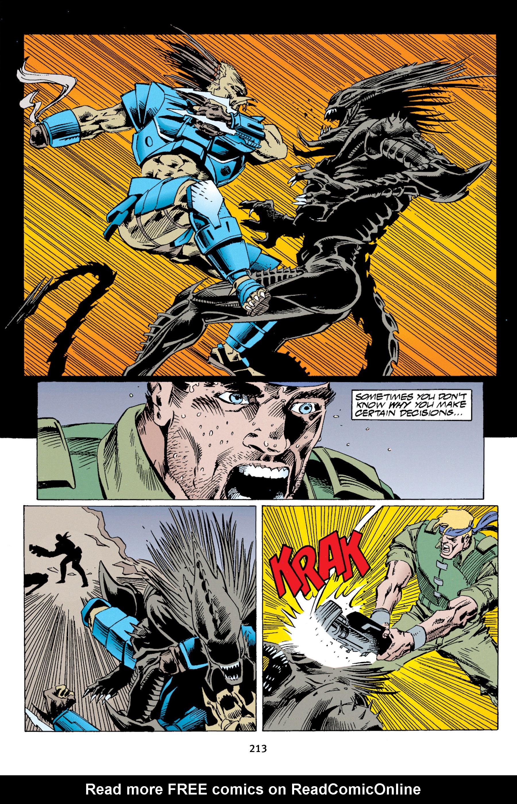 Read online Aliens vs. Predator Omnibus comic -  Issue # _TPB 1 Part 3 - 9