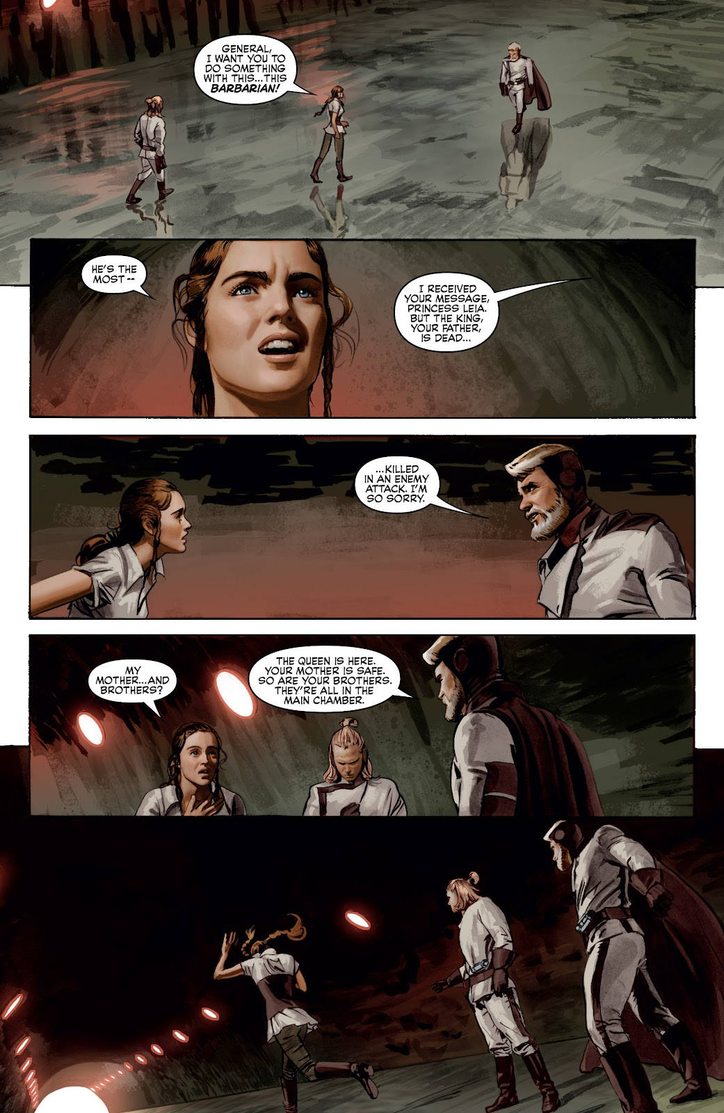 Read online Star Wars Legends: Infinities - Epic Collection comic -  Issue # TPB (Part 4) - 54