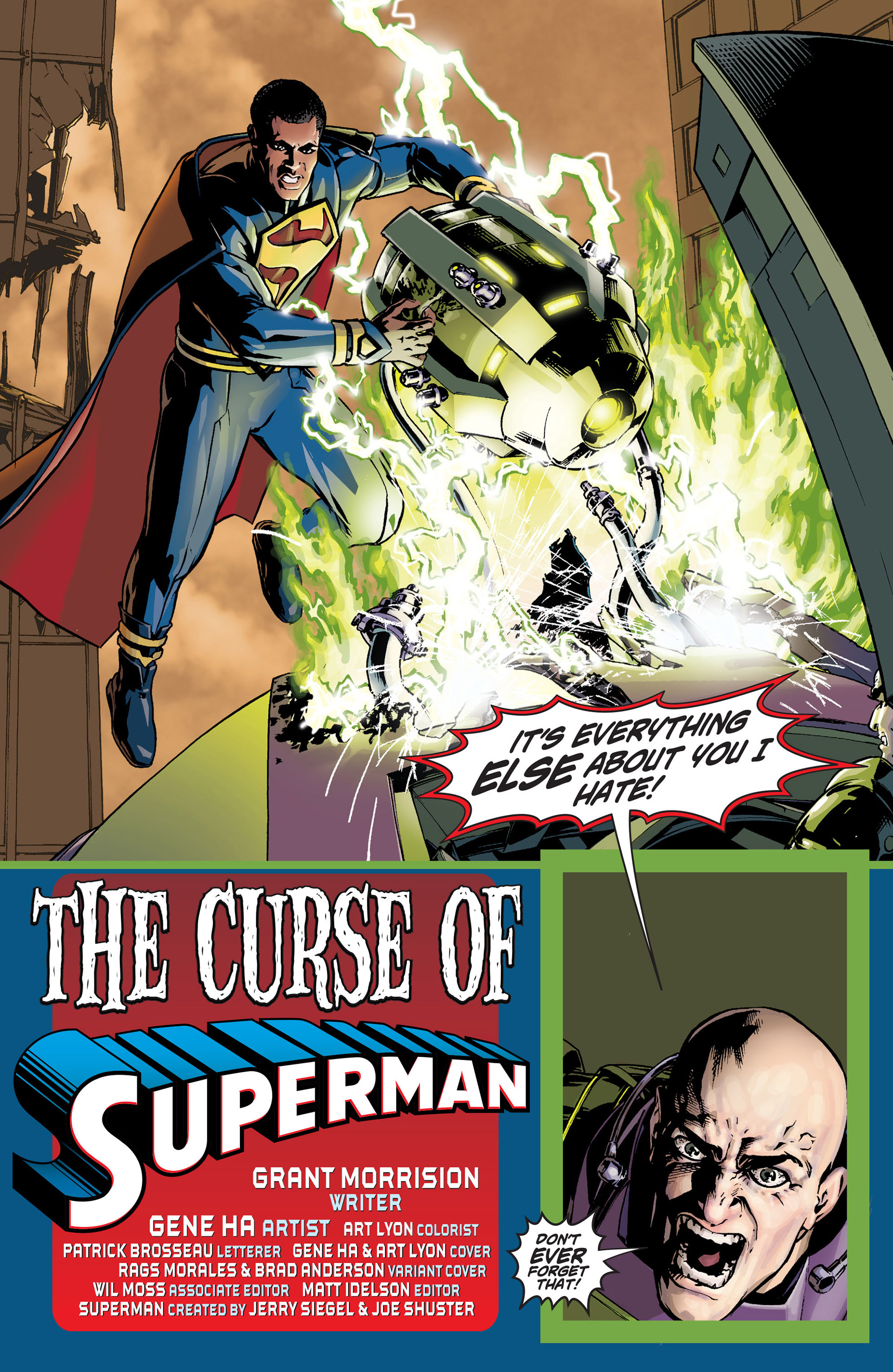 Read online Action Comics (2011) comic -  Issue #9 - 6
