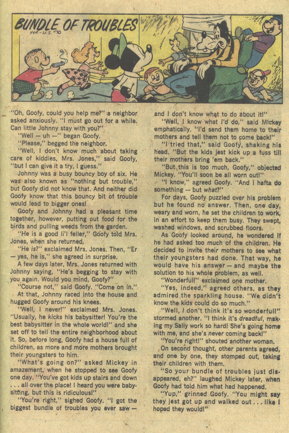 Read online Uncle Scrooge (1953) comic -  Issue #133 - 33
