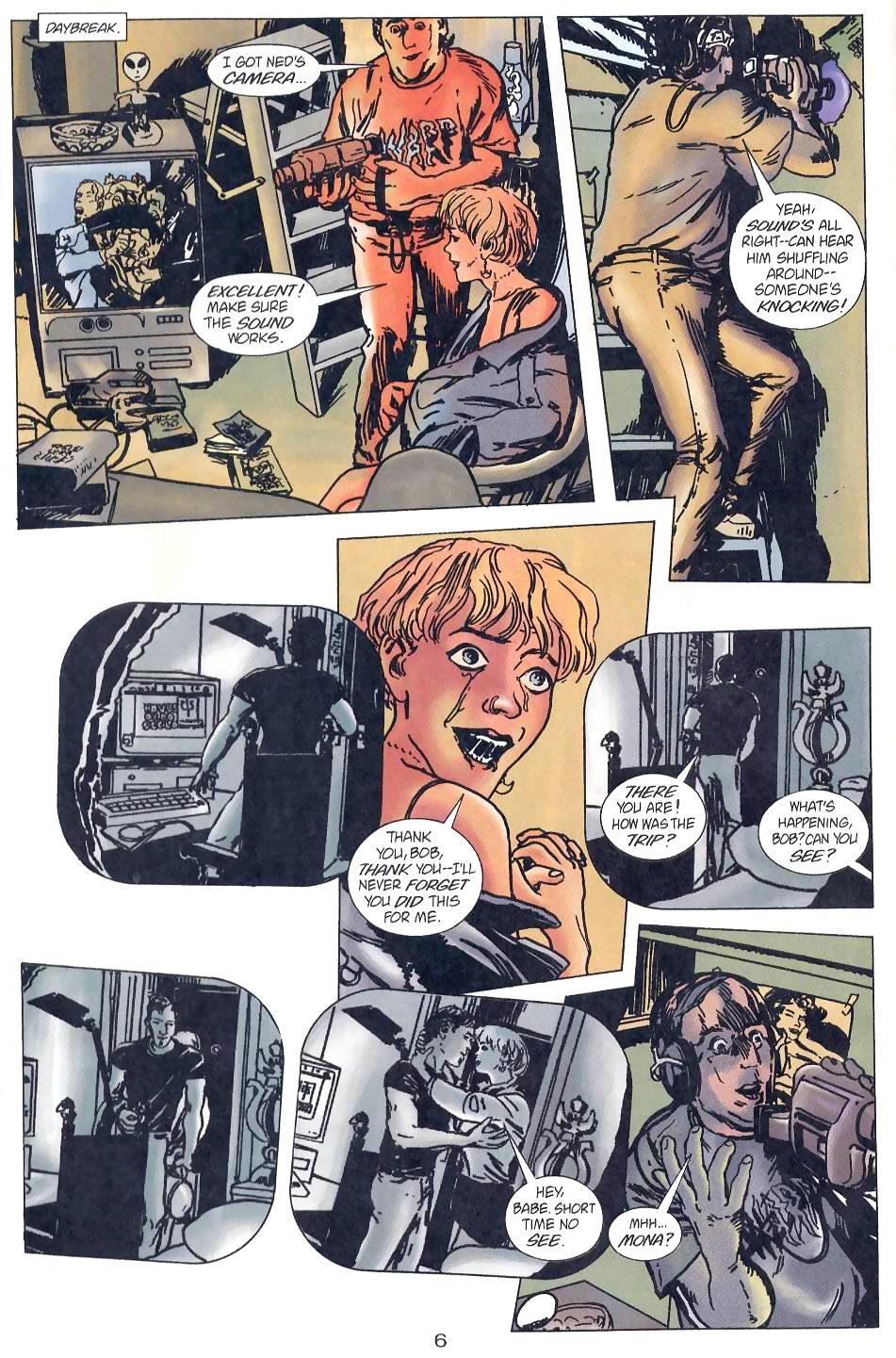 Read online Flinch comic -  Issue #5 - 12