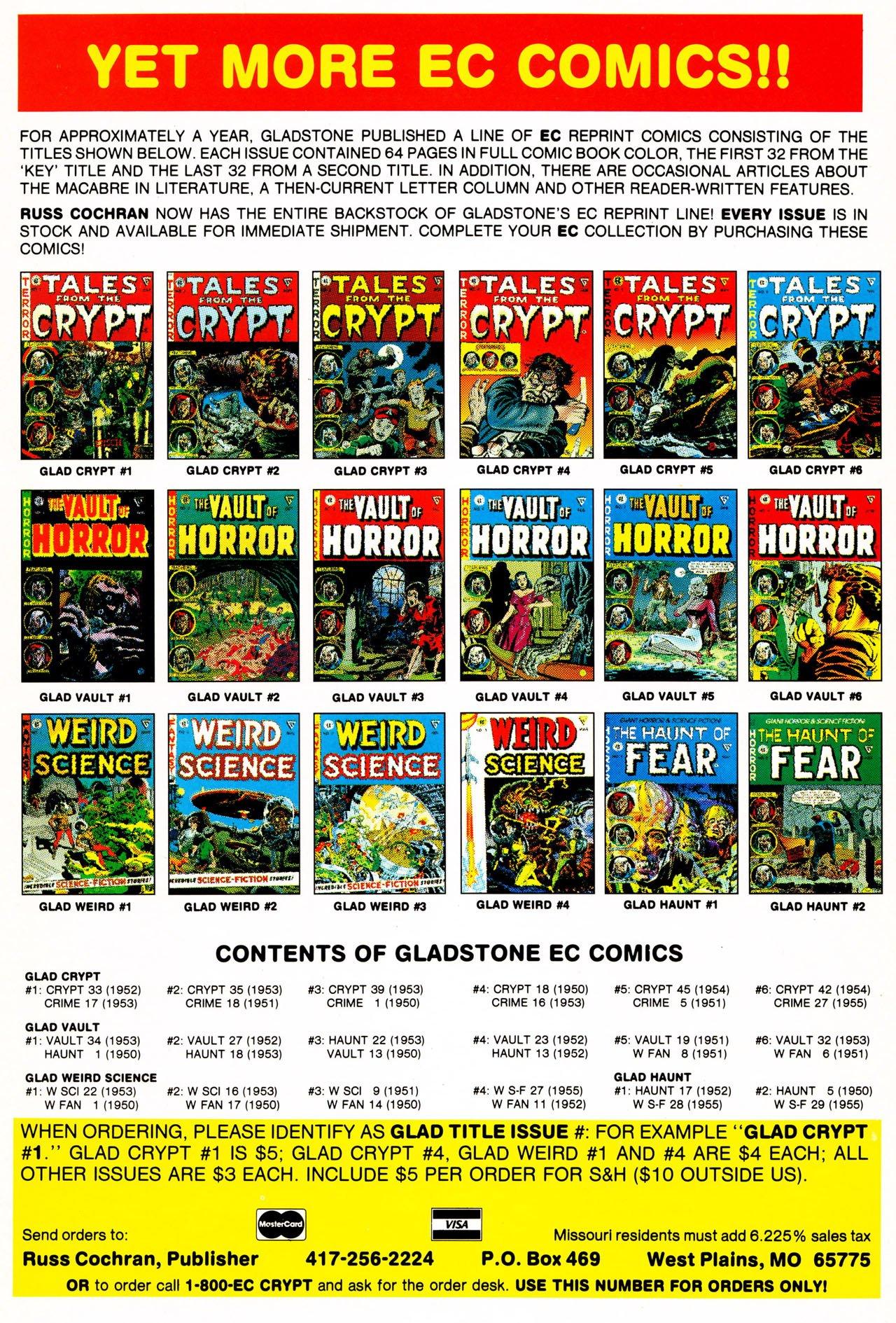 Read online Shock SuspenStories comic -  Issue #8 - 35