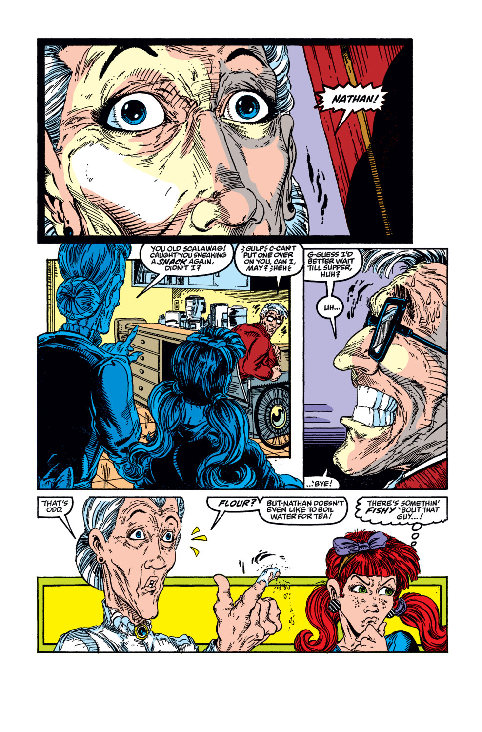 The Amazing Spider-Man (1963) 315 Page 16