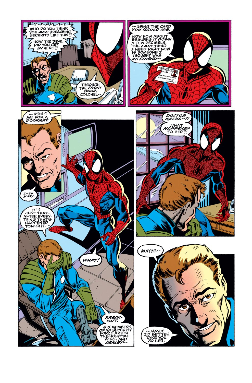 The Amazing Spider-Man (1963) 391 Page 3