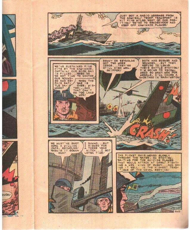 Read online Fightin' Navy comic -  Issue #122 - 21