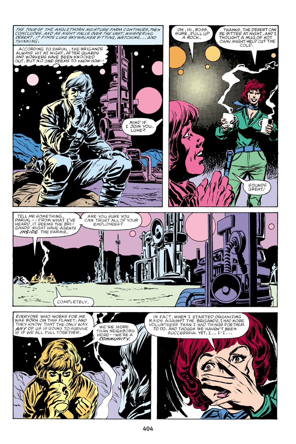 Read online Star Wars Omnibus comic -  Issue # Vol. 16 - 396