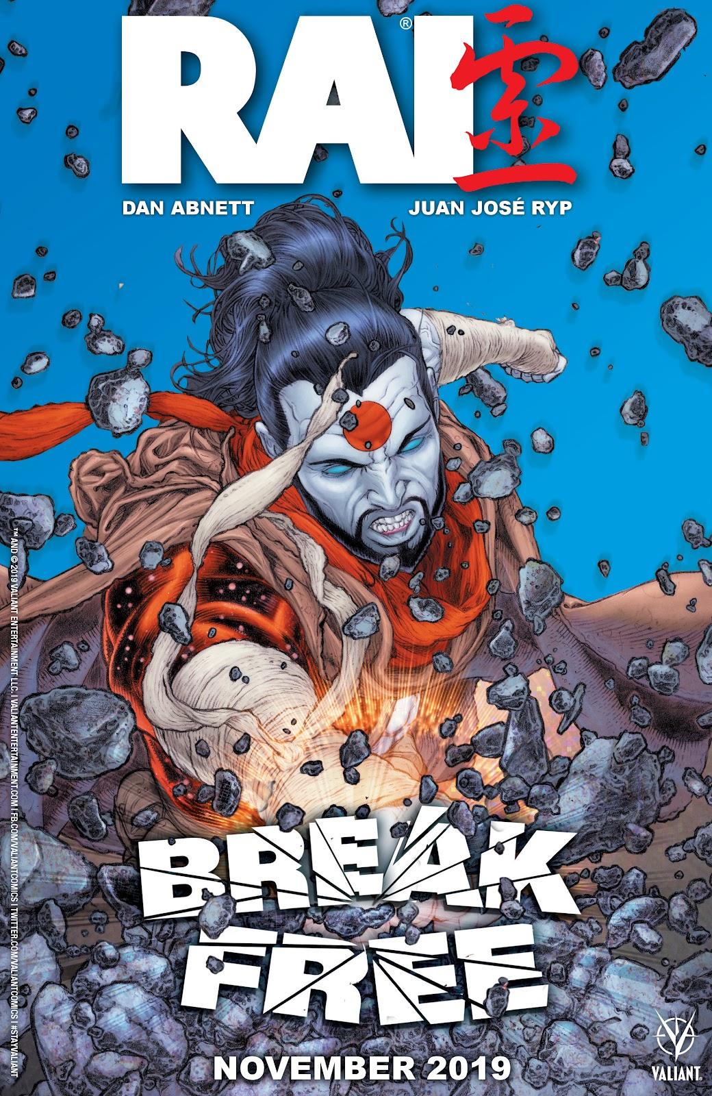 Read online Bloodshot (2019) comic -  Issue #1 - 33