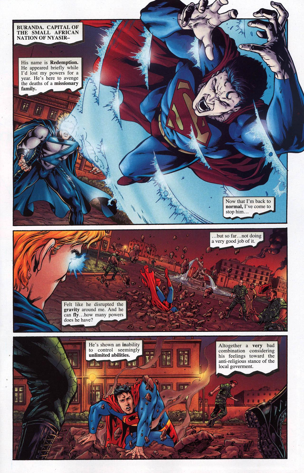 Action Comics (1938) 849 Page 2