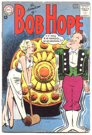 The Adventures of Bob Hope 79 Page 1