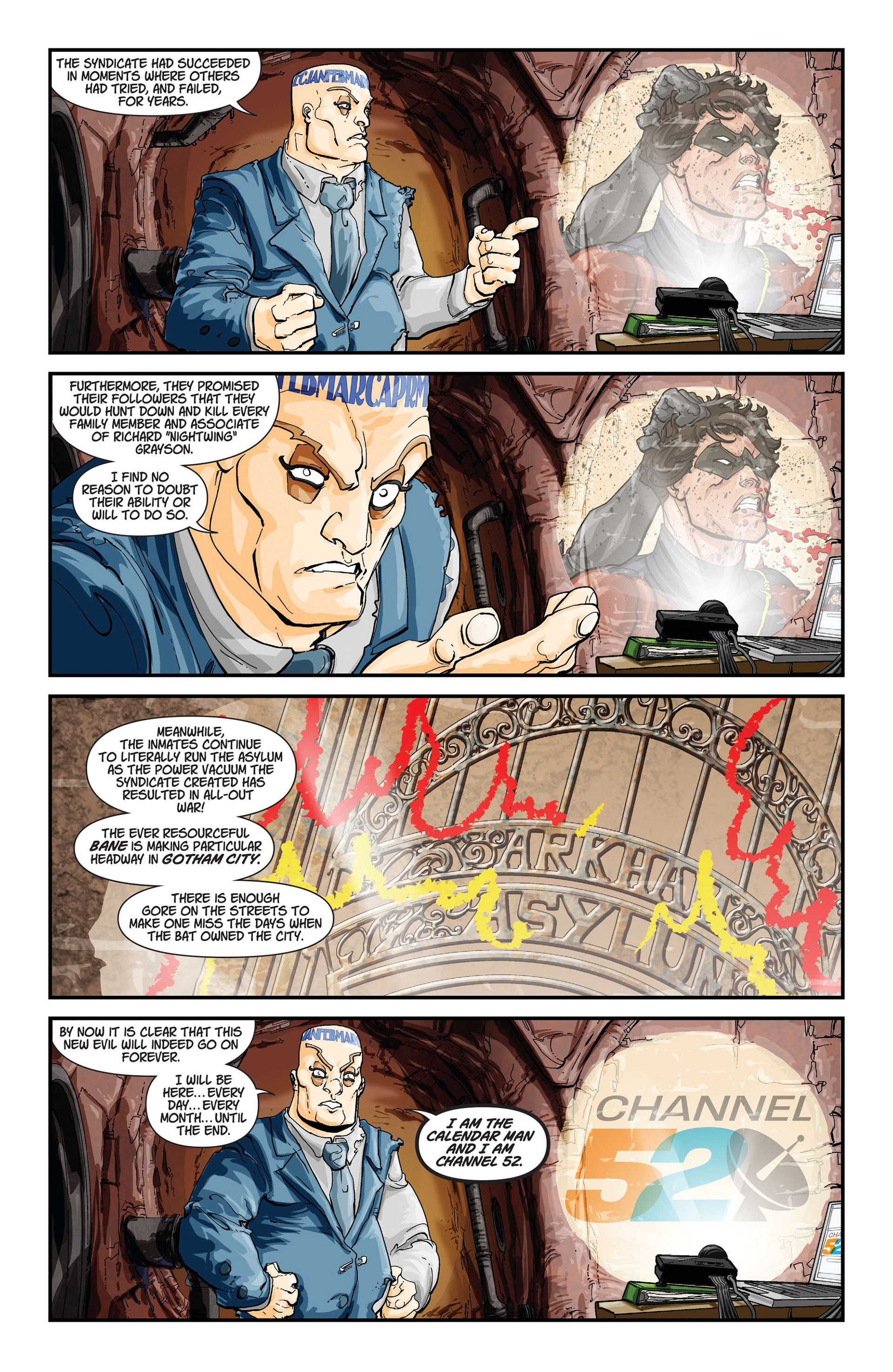 Read online Action Comics (2011) comic -  Issue #24 - 25