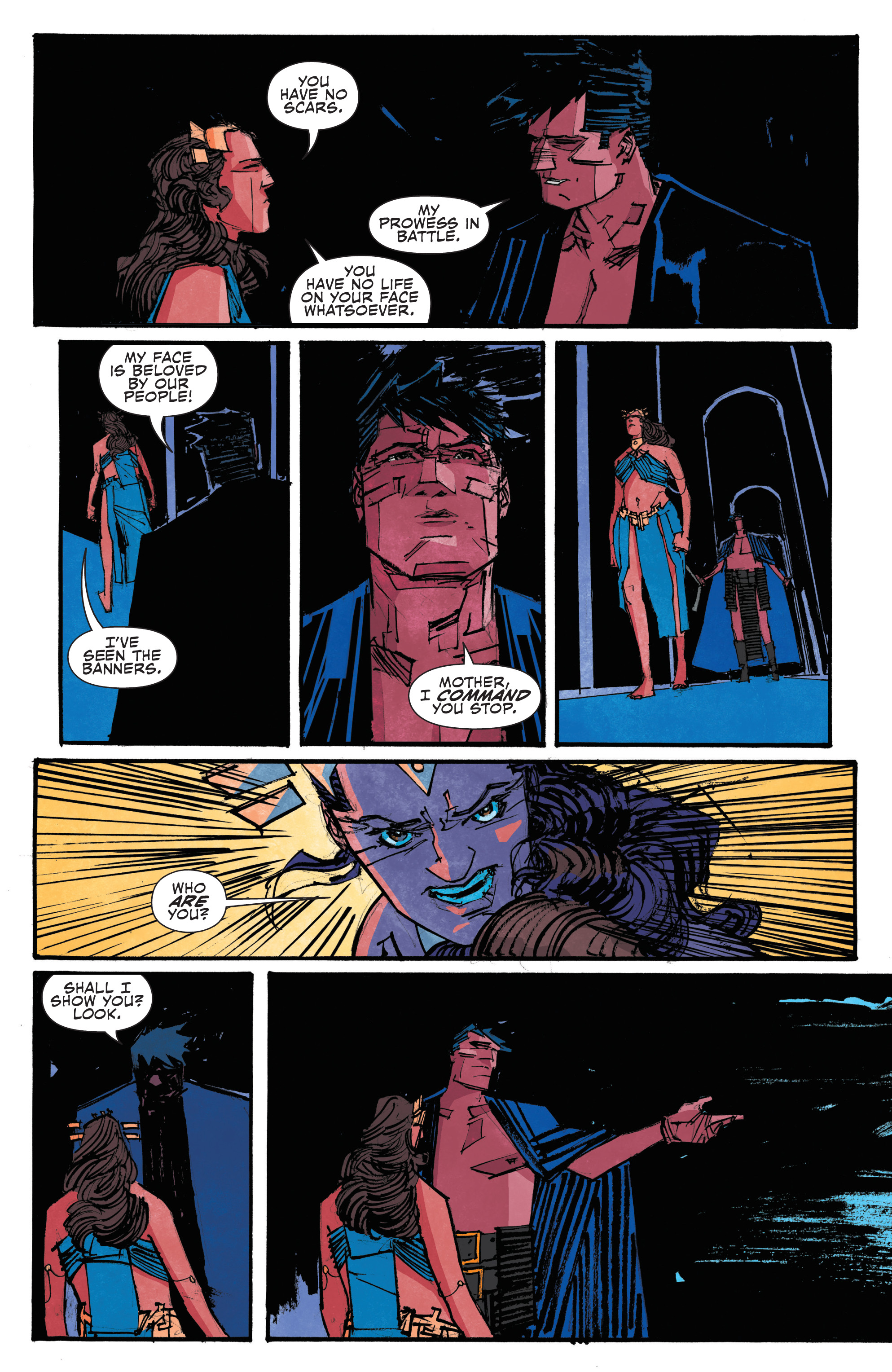 Read online John Carter: The End comic -  Issue #4 - 13