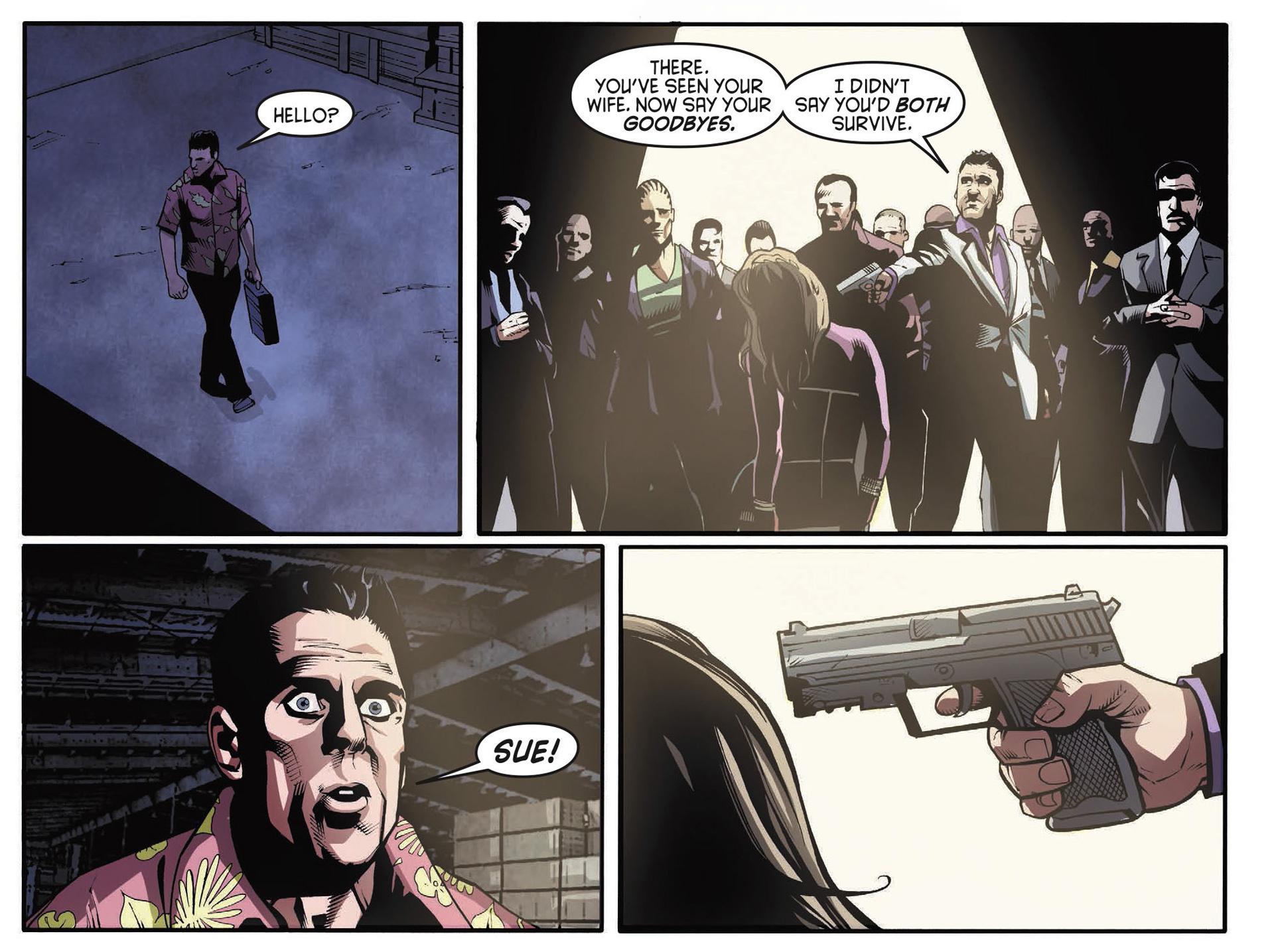 Read online Arrow [II] comic -  Issue #34 - 19