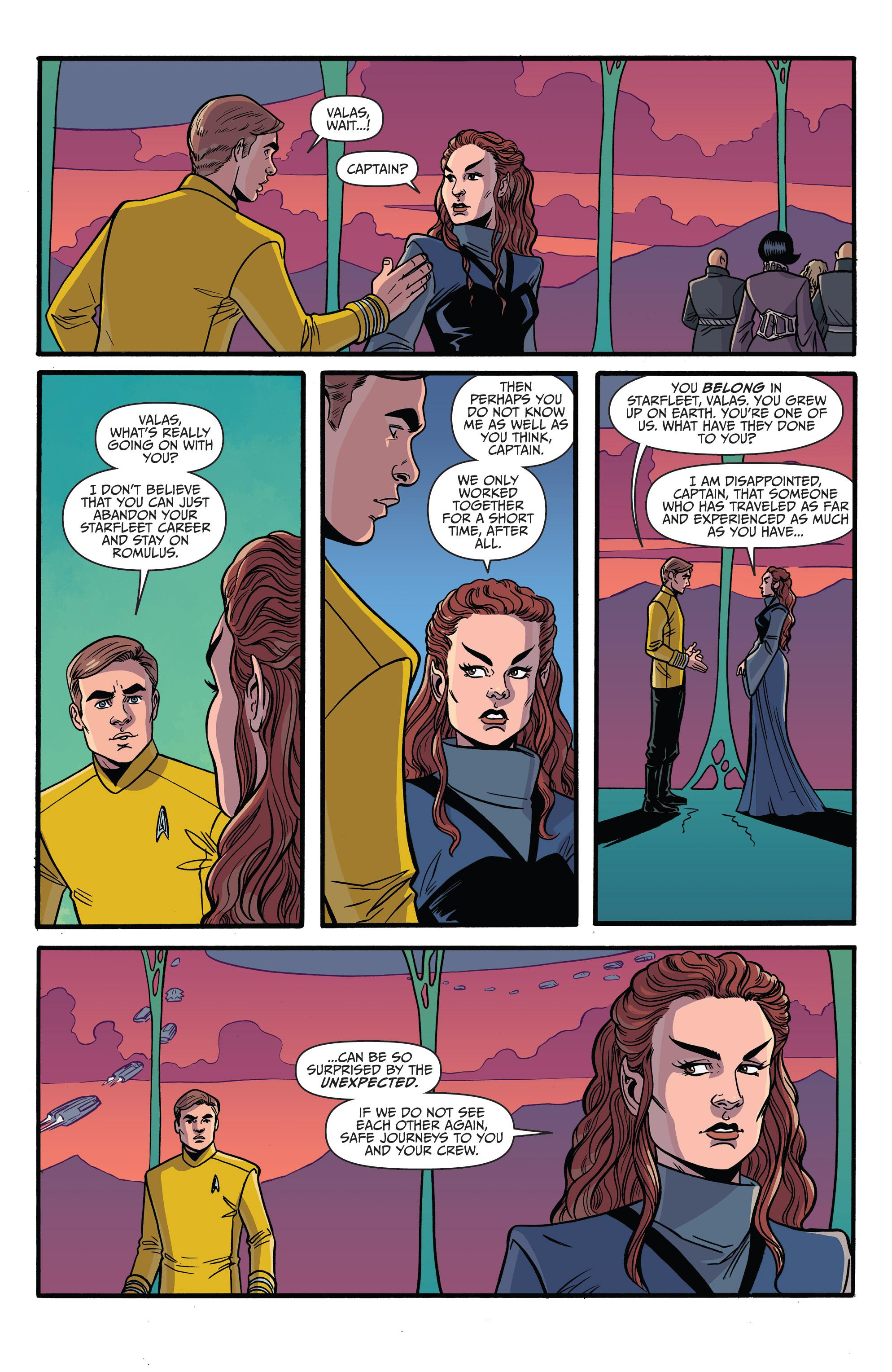 Read online Star Trek: Boldly Go comic -  Issue #8 - 20
