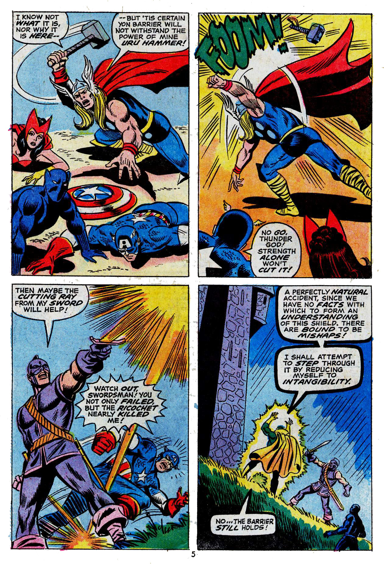 The Avengers (1963) 115 Page 4