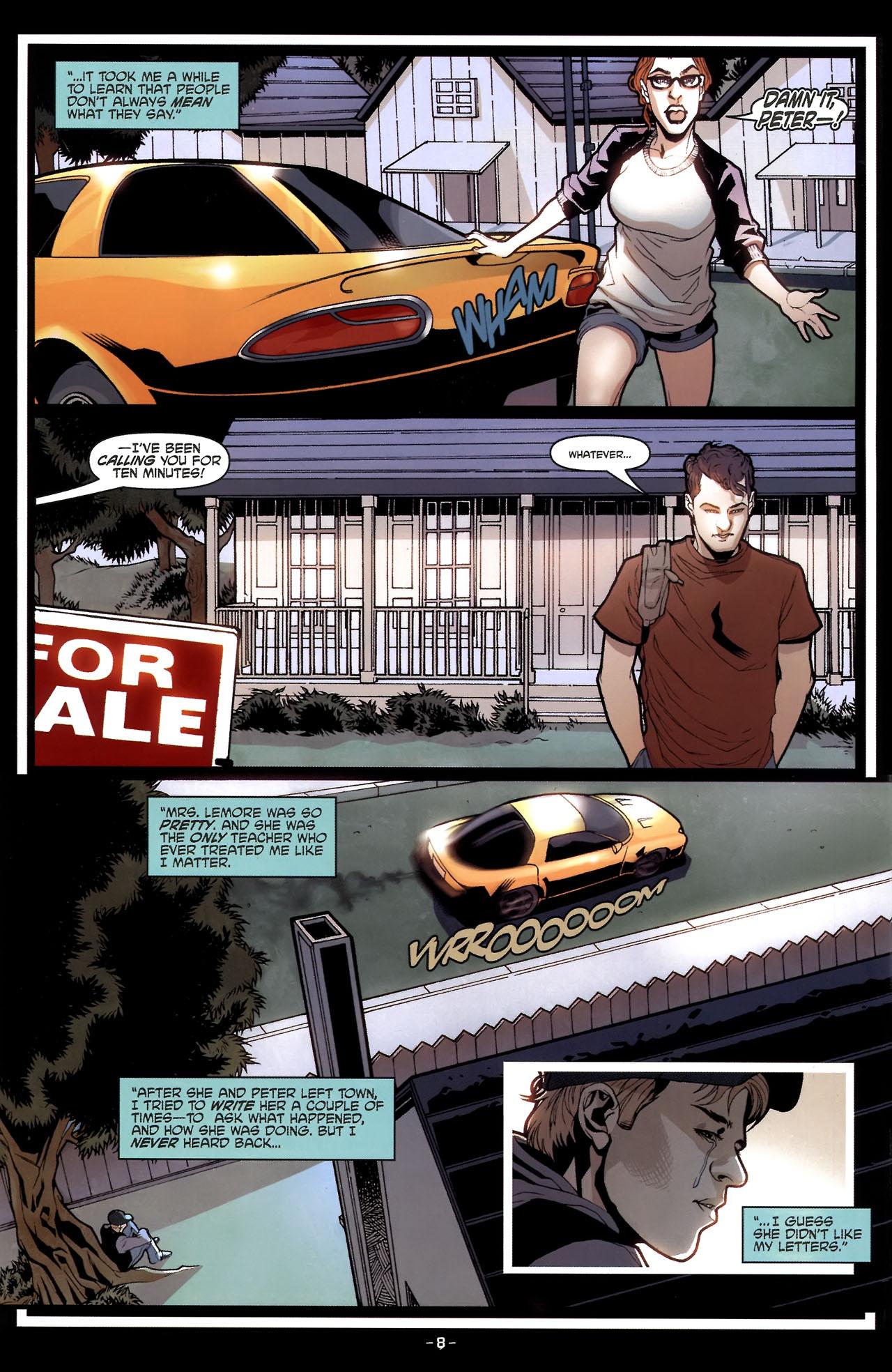 Read online True Blood (2010) comic -  Issue #5 - 11