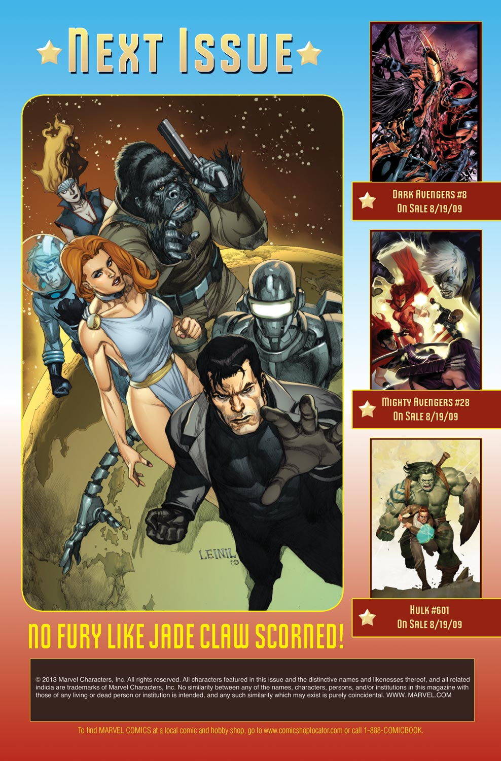Read online Agents Of Atlas (2009) comic -  Issue #8 - 25