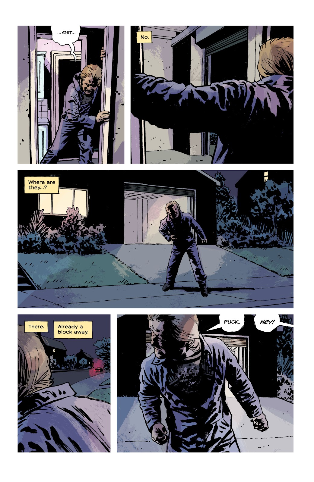 Read online Criminal (2019) comic -  Issue #12 - 6