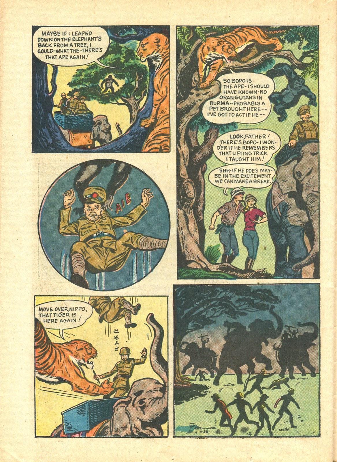 Read online Super-Magician Comics comic -  Issue #21 - 46