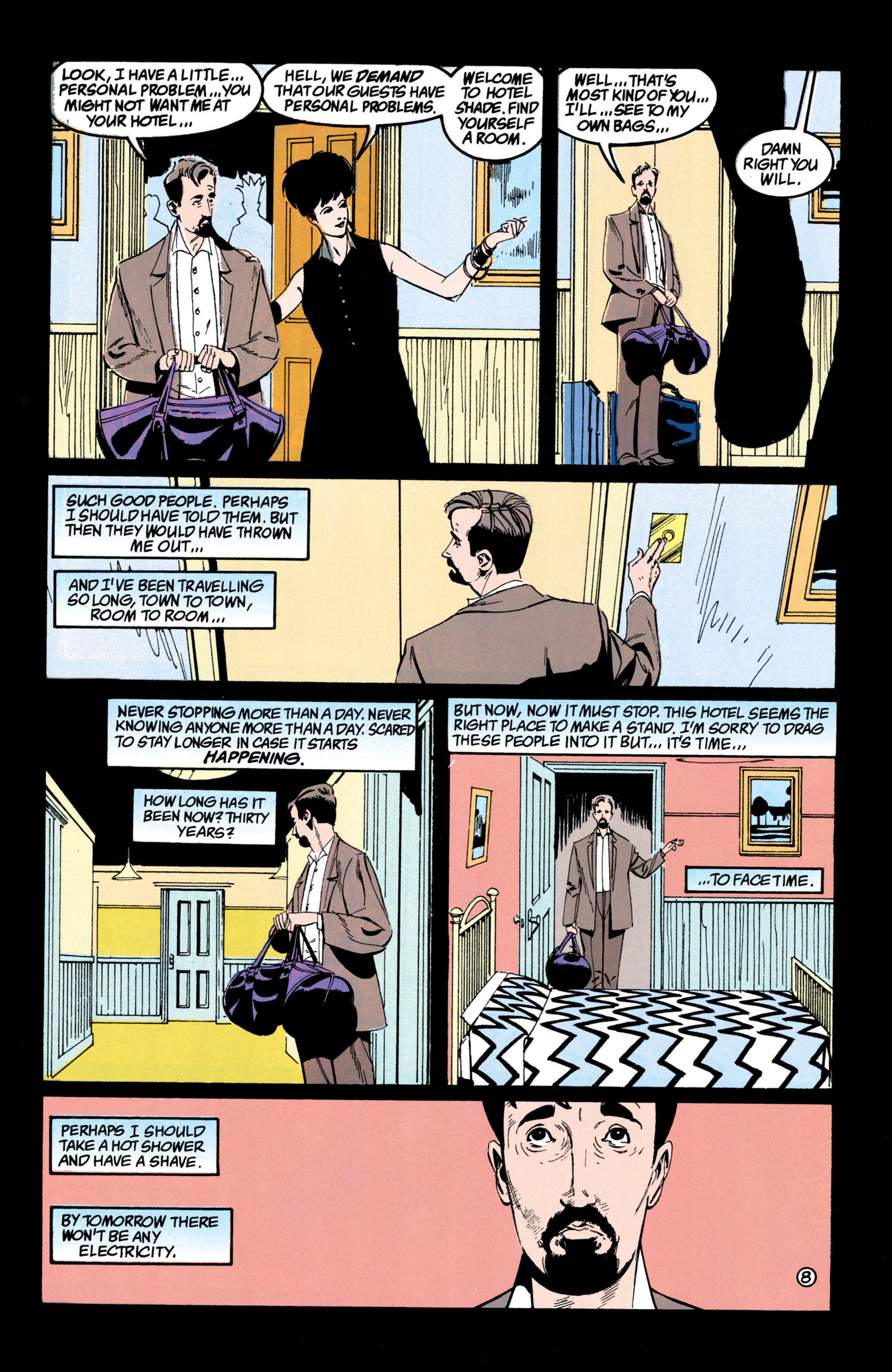 Read online Shade, the Changing Man comic -  Issue #42 - 9