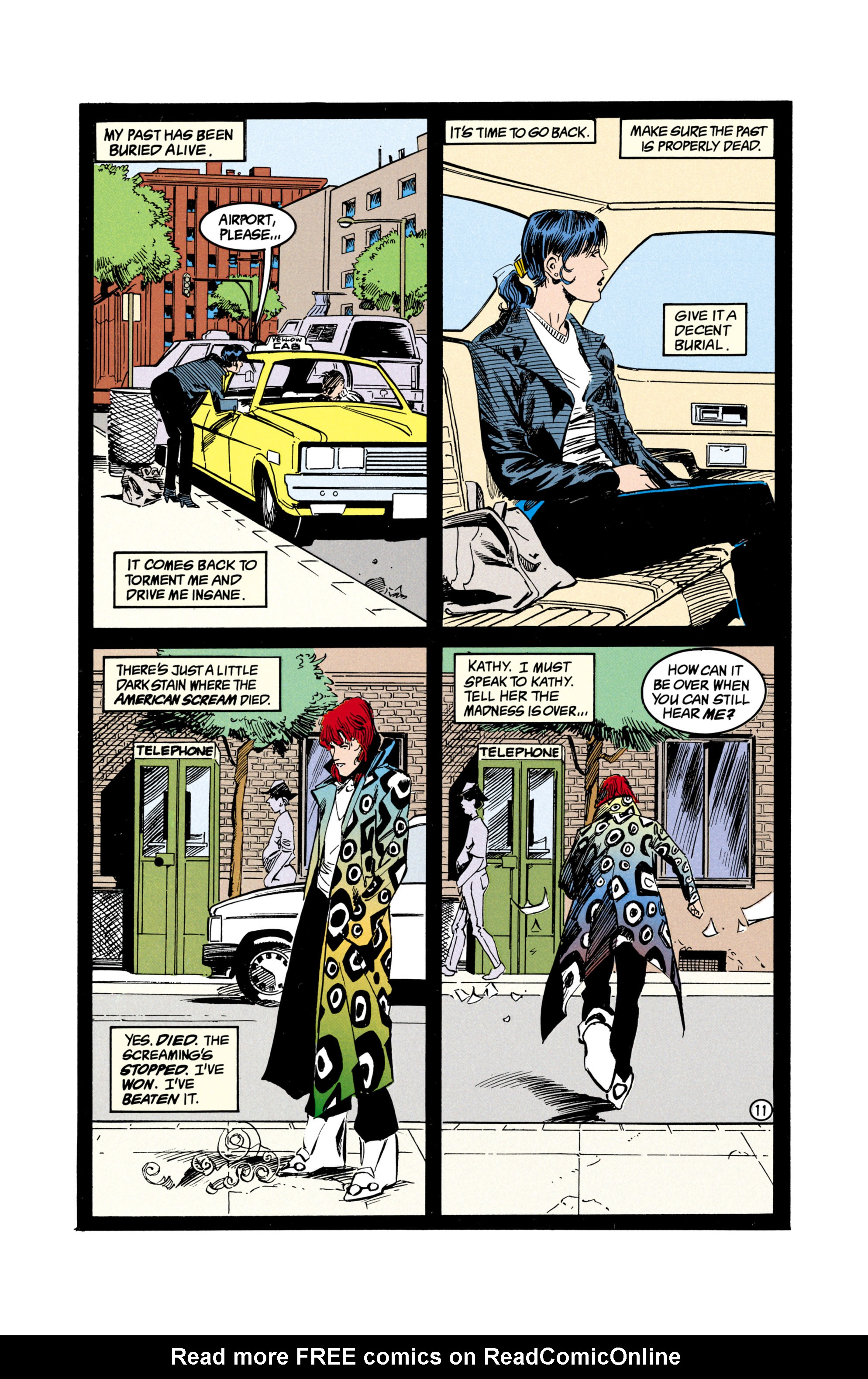 Read online Shade, the Changing Man comic -  Issue #17 - 12