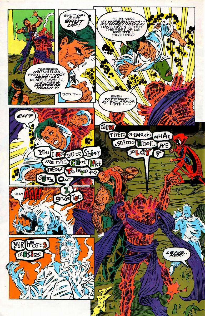 Read online Alpha Flight (1983) comic -  Issue #126 - 7