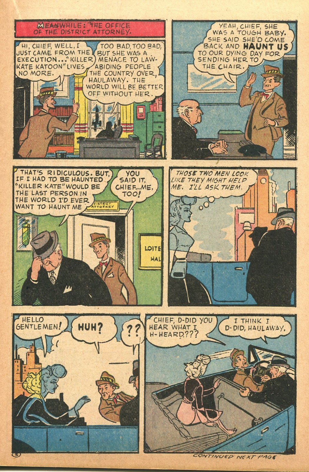 Read online Famous Funnies comic -  Issue #132 - 11