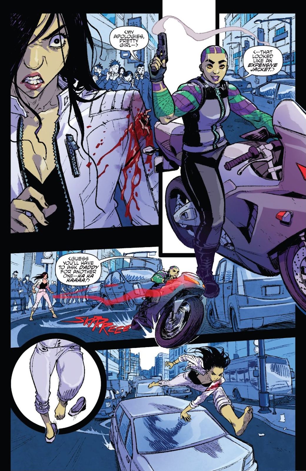 Read online Teenage Mutant Ninja Turtles: The IDW Collection comic -  Issue # TPB 9 (Part 3) - 49