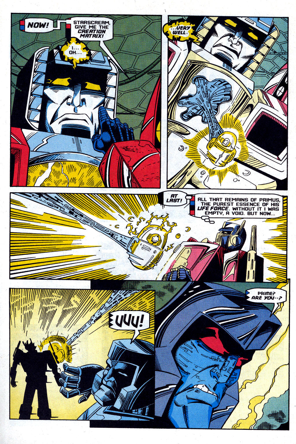 Read online Transformers: Generation 2 comic -  Issue #12 - 8