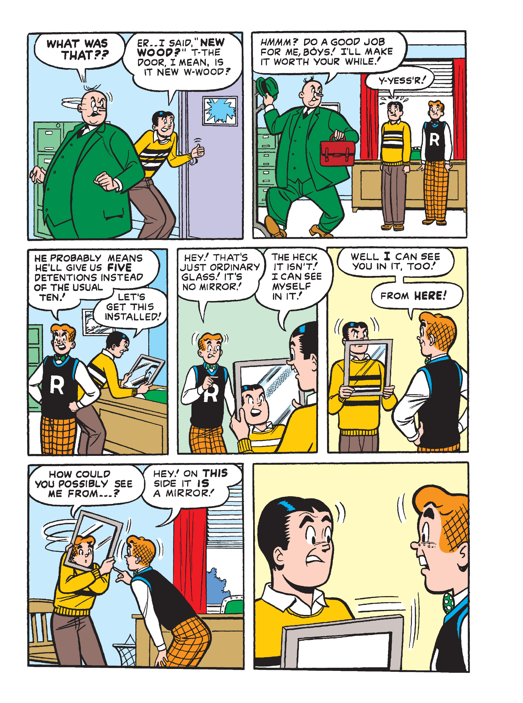 Read online World of Archie Double Digest comic -  Issue #55 - 153