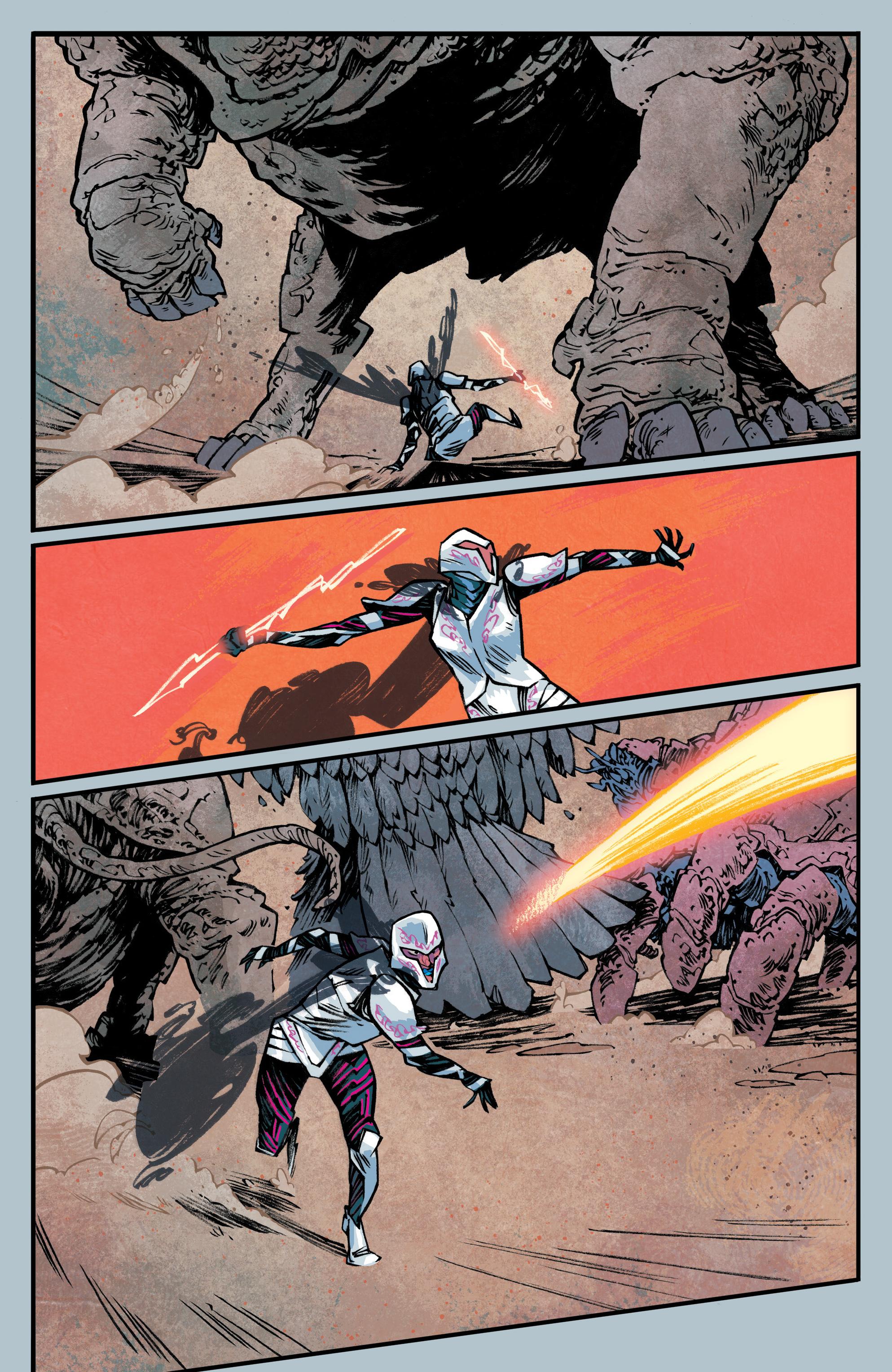 Read online Black Cloud comic -  Issue #3 - 13