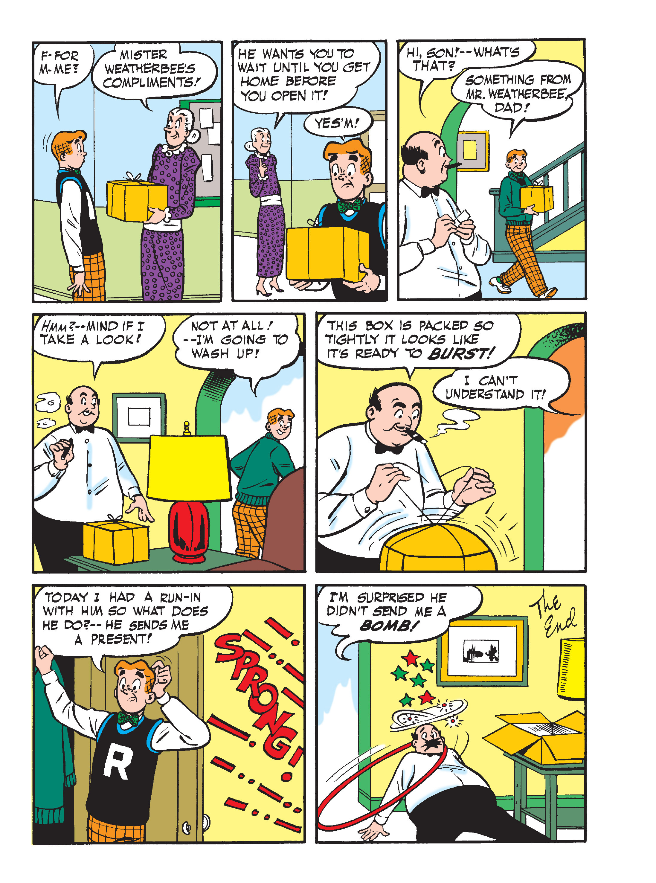 Read online Archie's Funhouse Double Digest comic -  Issue #15 - 147