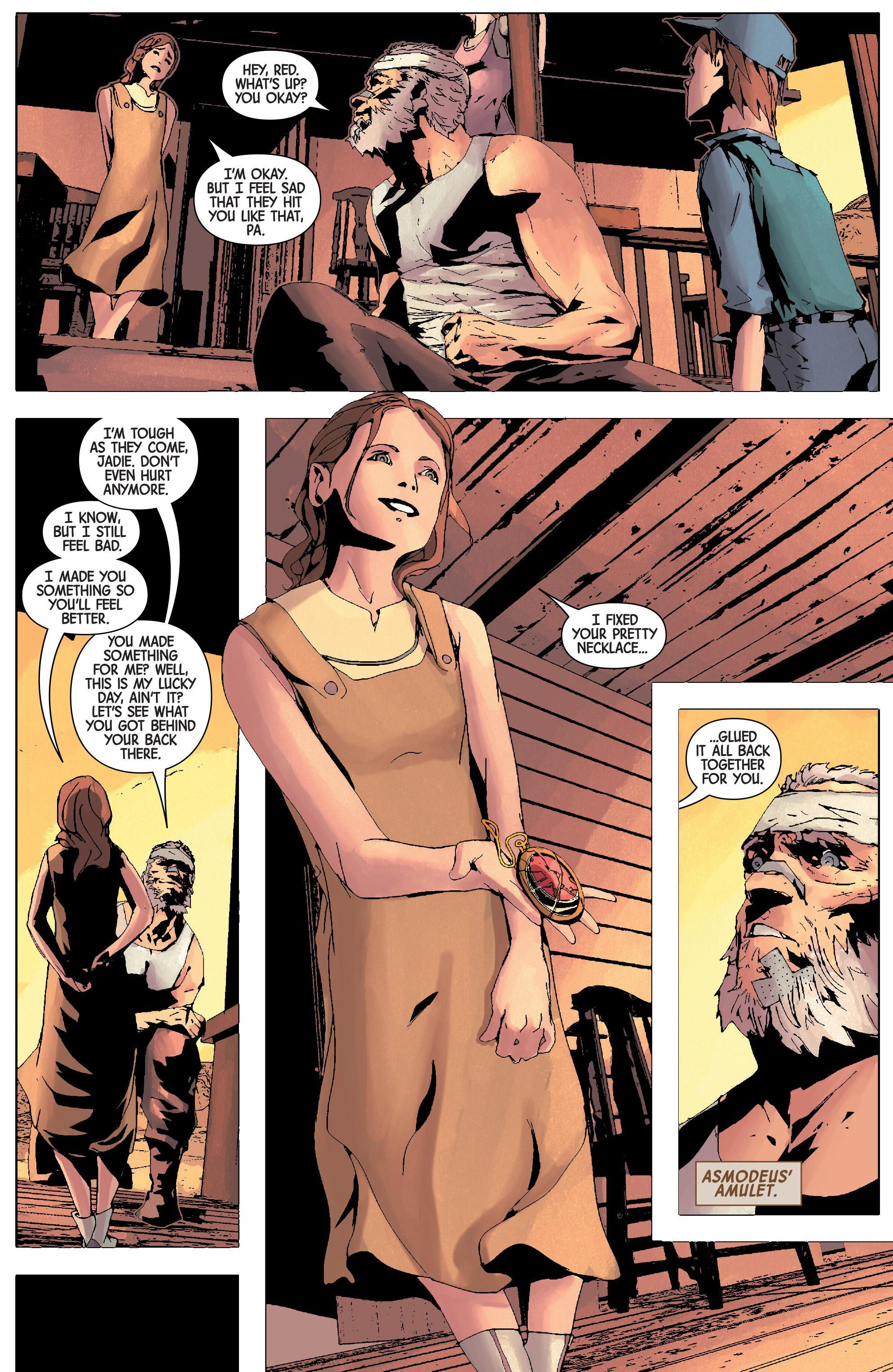 Read online Old Man Logan (2016) comic -  Issue #24 - 16