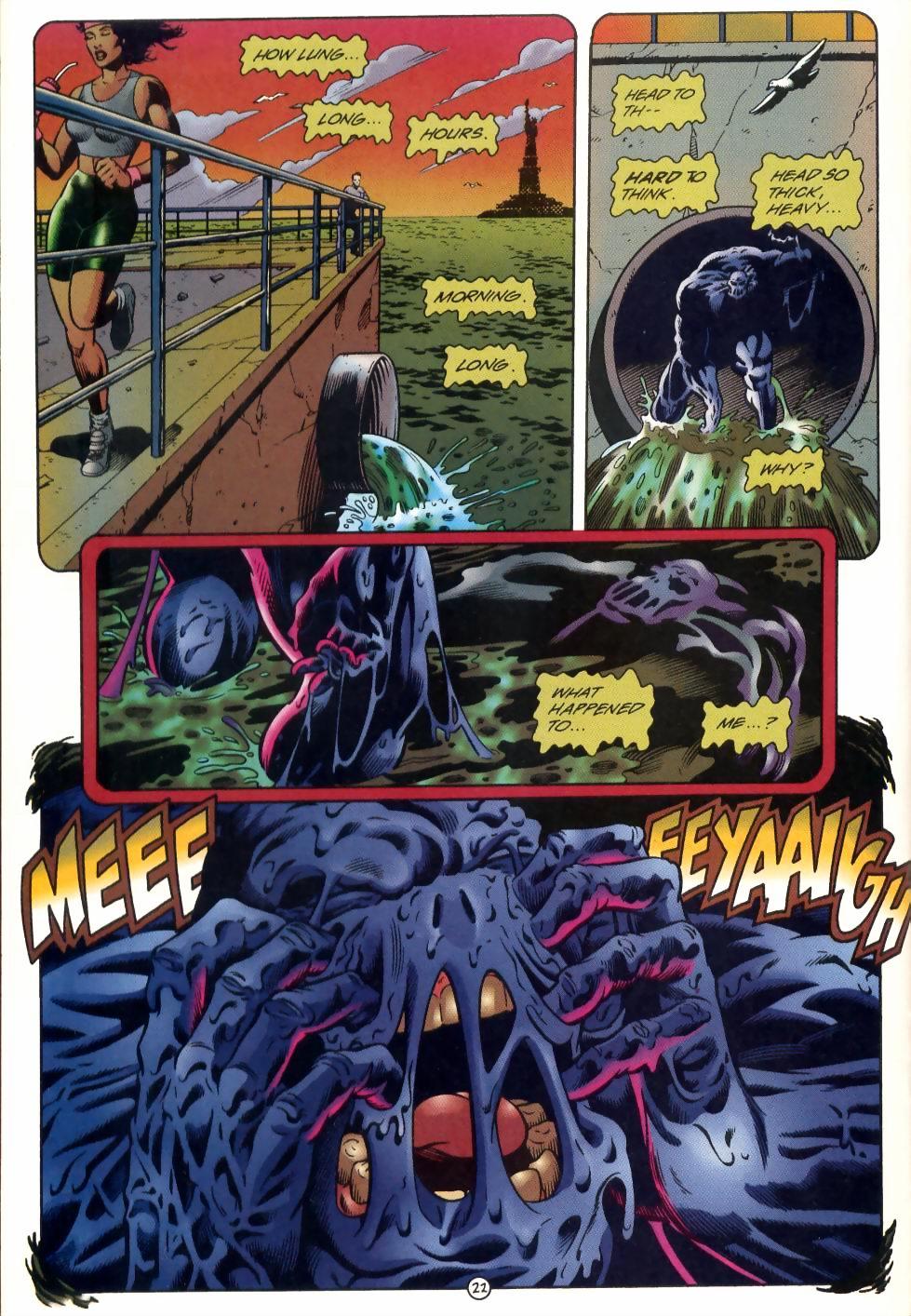 Read online Sludge comic -  Issue #1 - 23