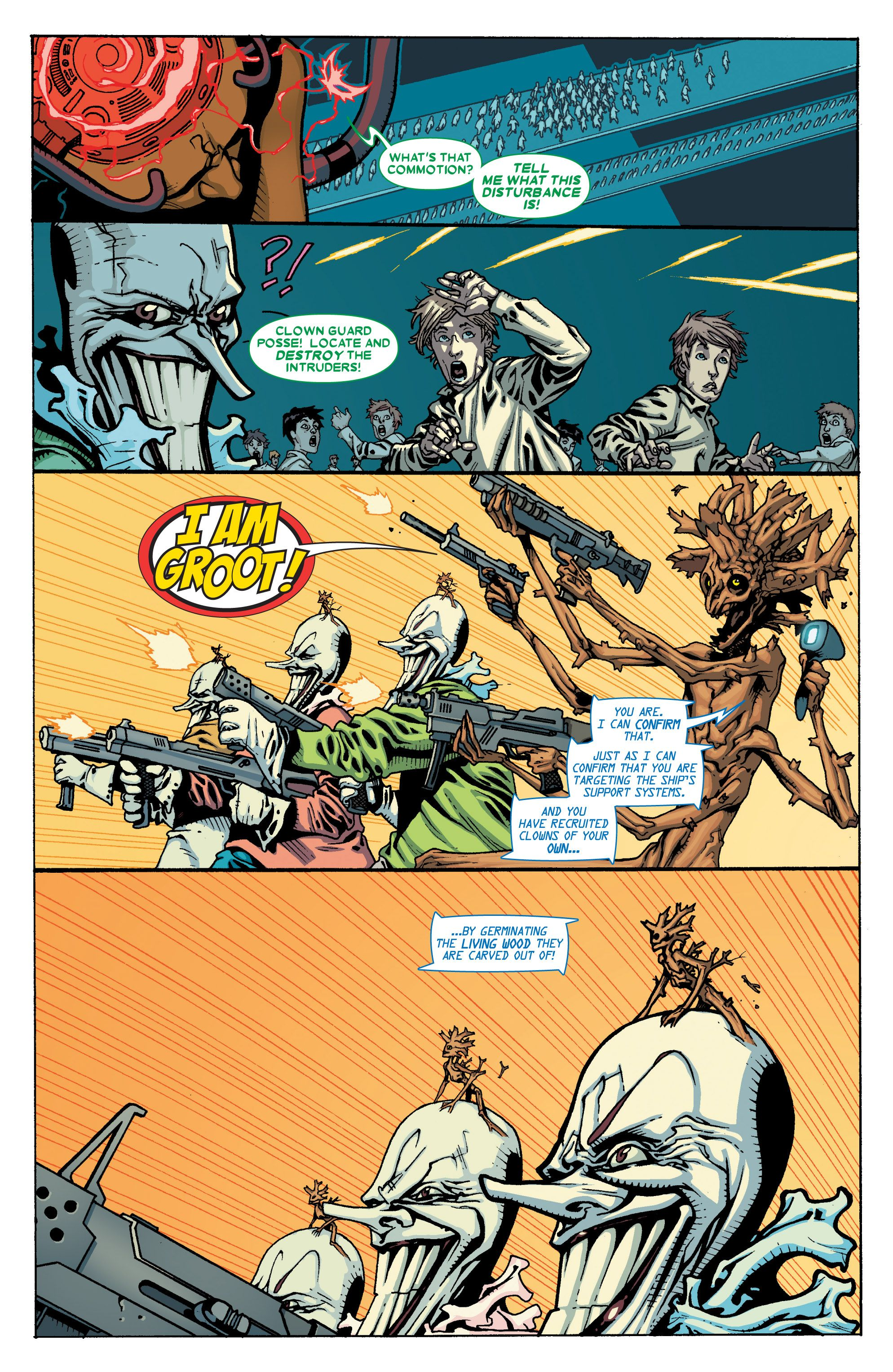 Read online Annihilators comic -  Issue #4 - 31