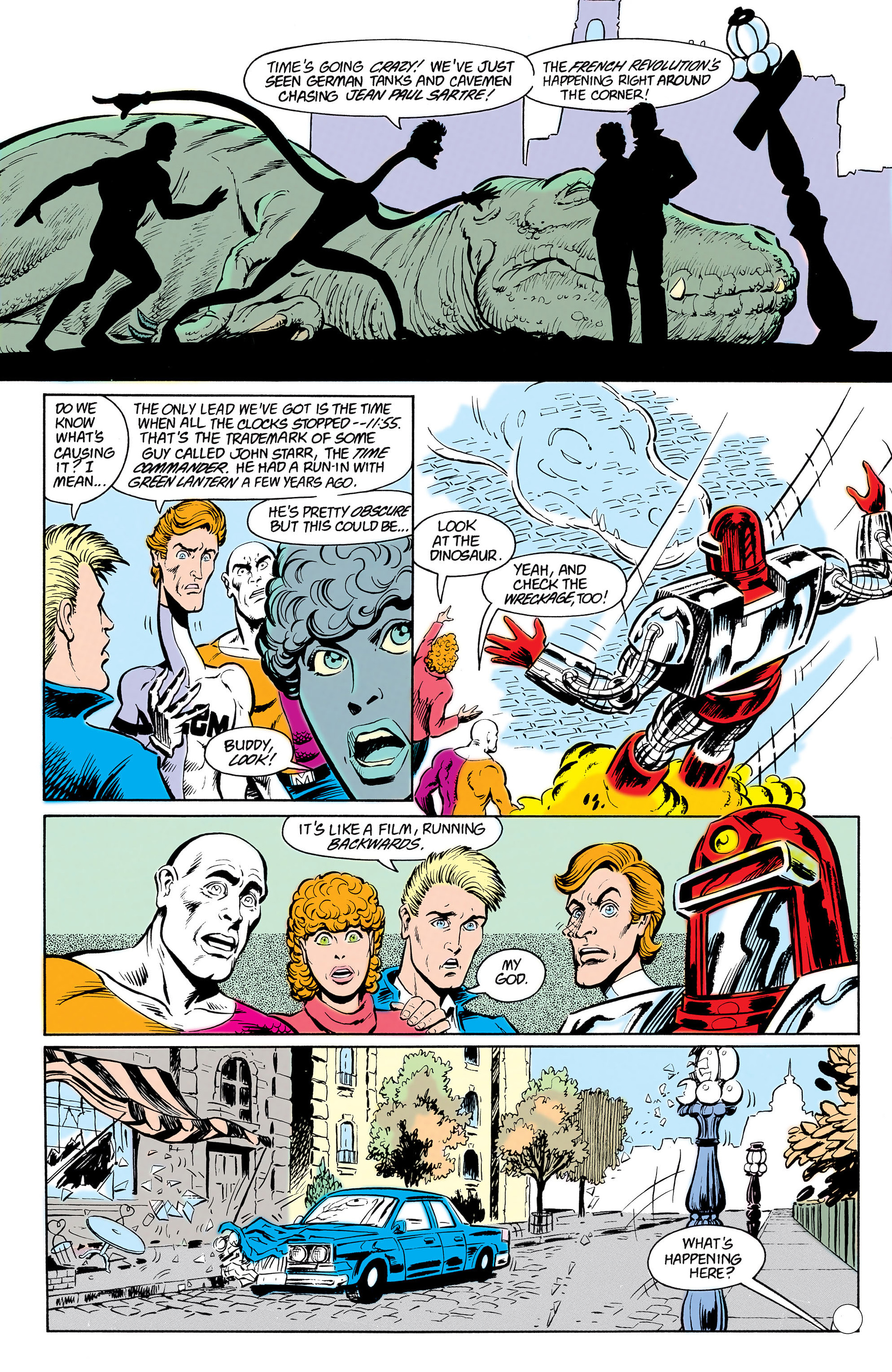 Read online Animal Man (1988) comic -  Issue #16 - 15