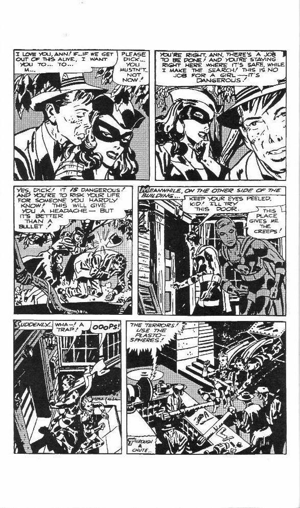 Read online Men of Mystery Comics comic -  Issue #48 - 48