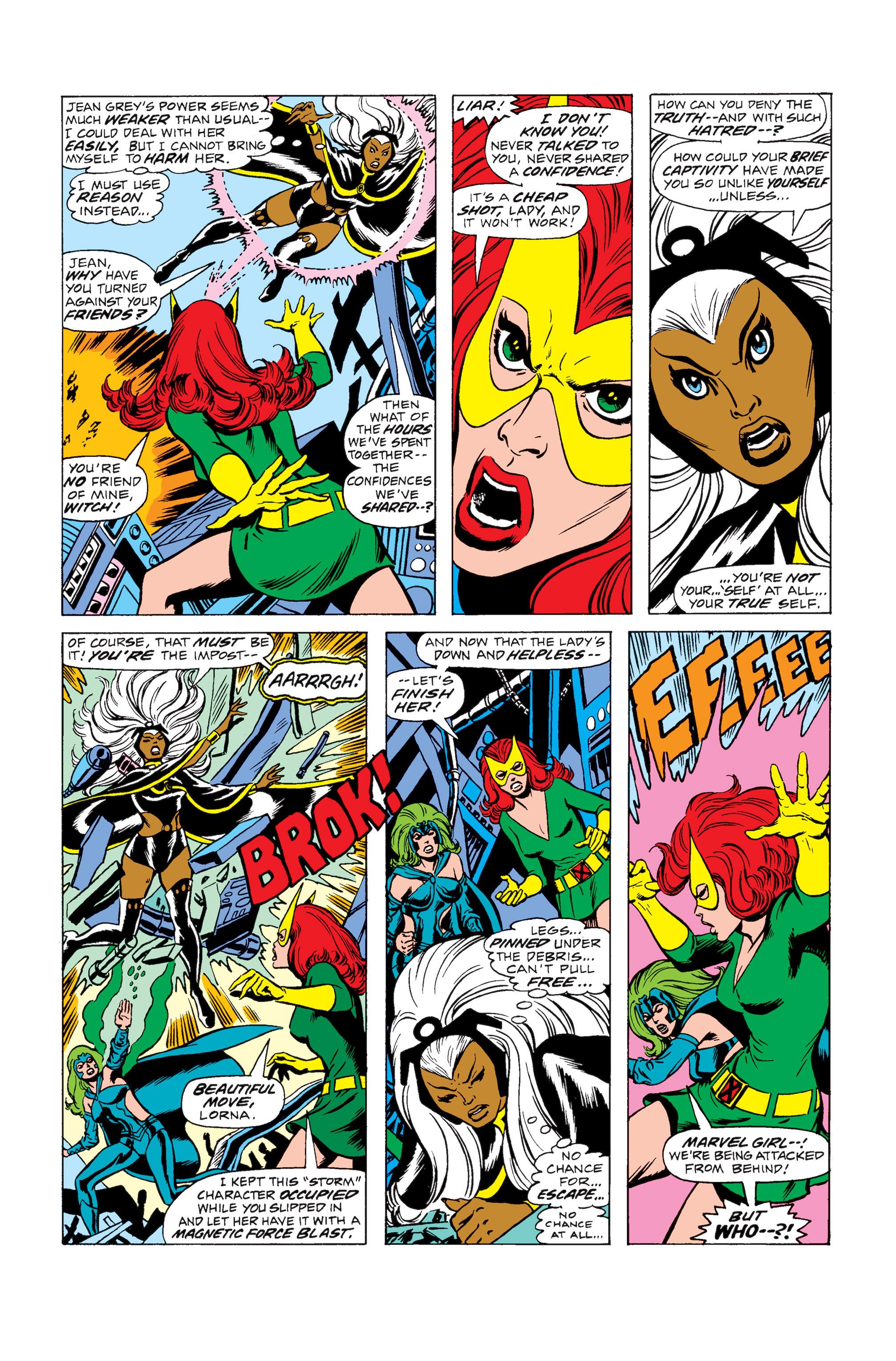 Uncanny X-Men (1963) 100 Page 6
