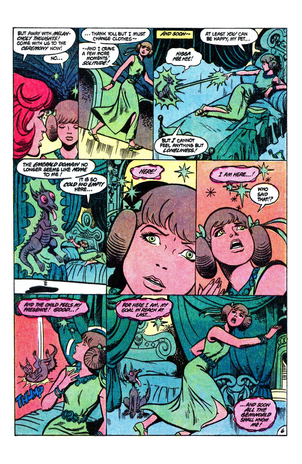 Read online Amethyst, Princess of Gemworld comic -  Issue # _Annual 1 - 7