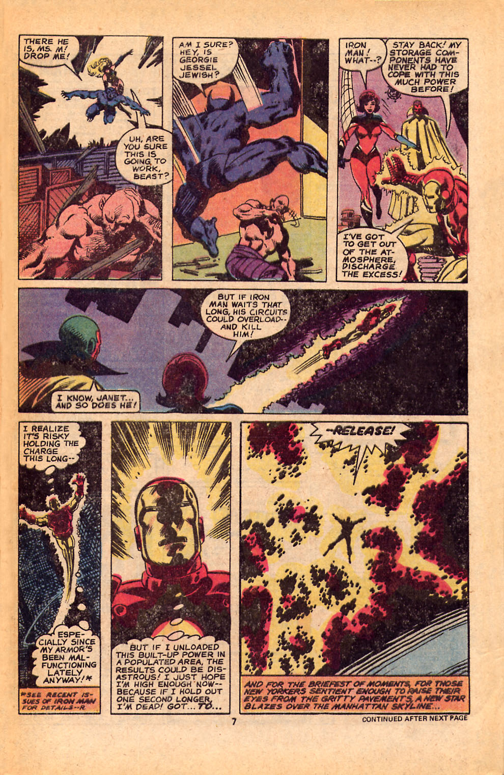 The Avengers (1963) 184 Page 6