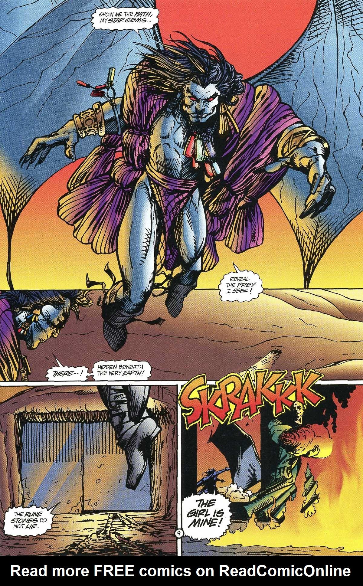 Read online Rune (1994) comic -  Issue #8 - 10