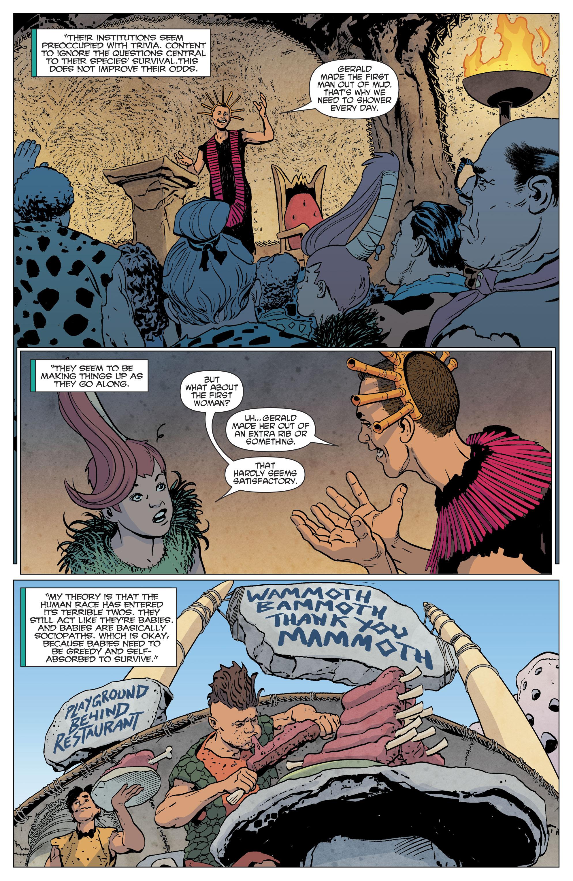 Read online The Flintstones comic -  Issue #12 - 5
