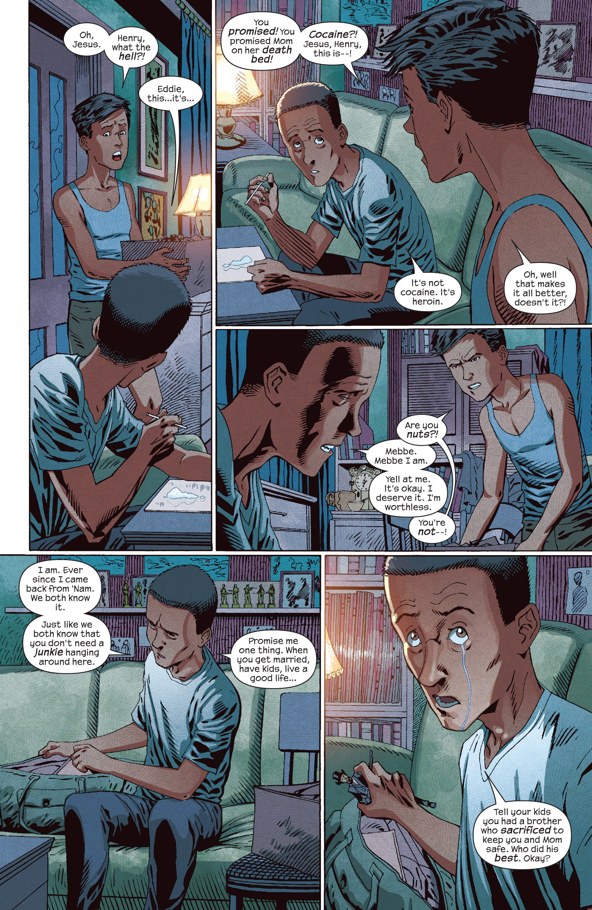 Read online Dark Tower: The Drawing of the Three - The Prisoner comic -  Issue #4 - 5